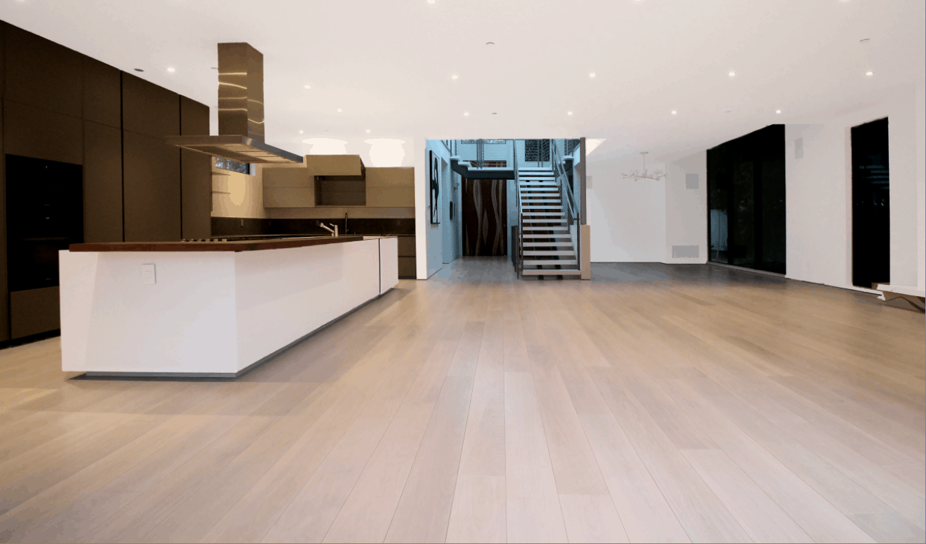Luxury Hardwood Floors