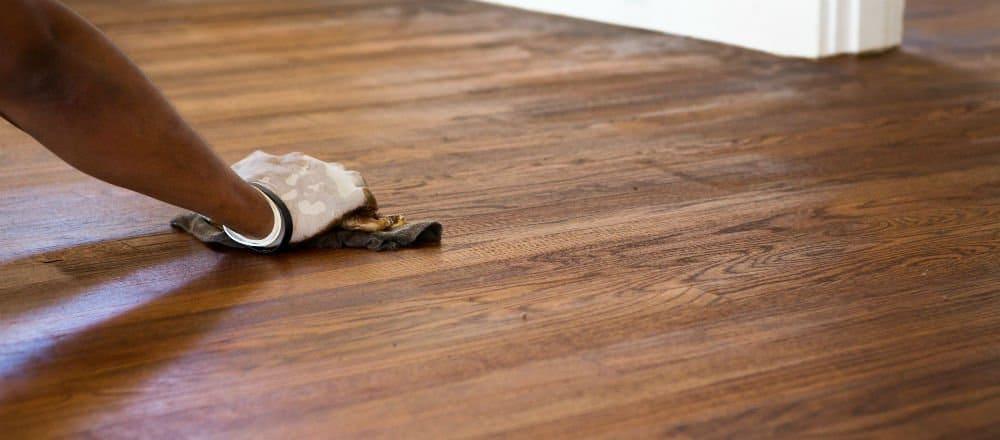 Refinished Hardwood Flooring